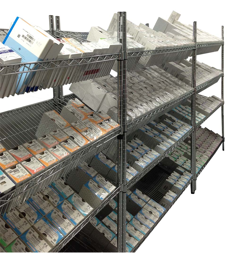 Clinical Shelving