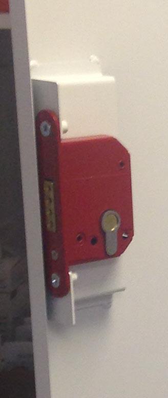 BS 3621 Lock