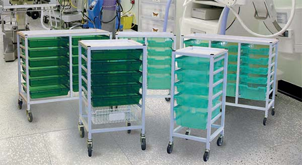 Gratnells Trolleys