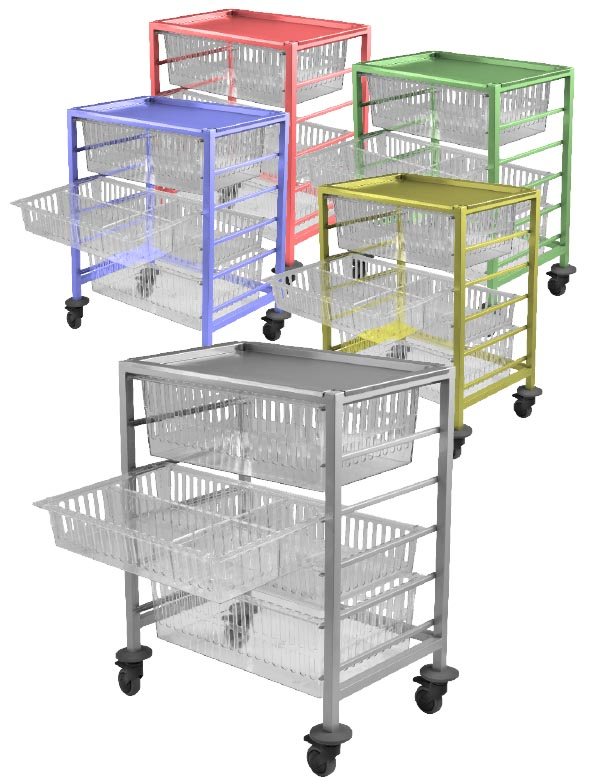 HTM71 Trolleys