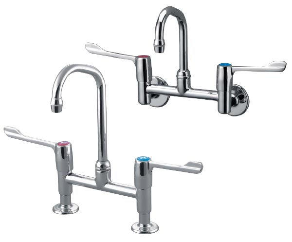 Markwik Mixer S8210AA and S8200AA Taps