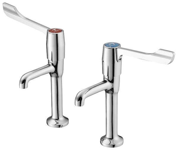 Markwik High Neck Pillar S8265AA Taps